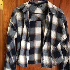 Forever 21 Flannel Longsleeve